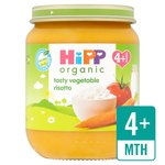 HiPP Organic Tasty Vegetable Risotto