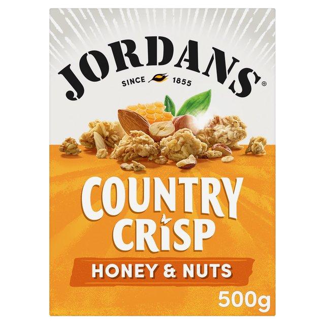 Jordans Country Crisp Honey Nut Cereal