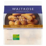 Waitrose La Ratte Limited Selection Potatoes