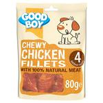 Good Boy Chewy Chicken Fillets Dog Treats