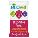 Ecover Multi Action Wipes