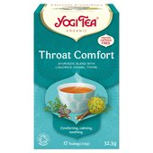 Yogi Tea Throat Comfort Organic Tea Bags