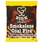 Big K Smokeless Coal Fire