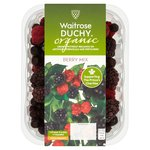 Waitrose Duchy Organic English Berry Mix
