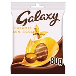 Galaxy Chocolate Caramel Mini Eggs