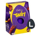 Cadbury Twirl Milk Chocolate Egg