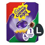 Cadbury Creme Giant Egg
