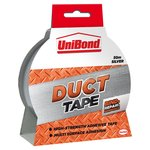 Unibond Duct Tape Silver 25m