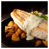 Saucy Fish Co. Sea Bass Fillets With Beurre Blanc