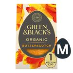 Green & Black's Organic Butterscotch Milk Chocolate Egg