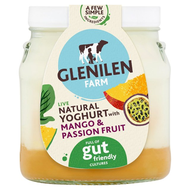 Glenilen Farm Mango & Passion Fruit Yoghurt