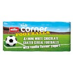 Muller Corner Kids Vanilla Yoghurt with Football Cereal Balls