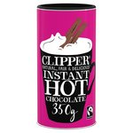 Clipper Fairtrade Instant Hot Chocolate