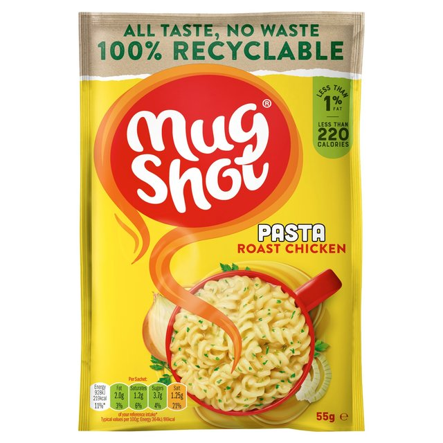 Mug Shot Roast Chicken Pasta | Ocado