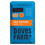 Doves Farm Organic Self Raising White Flour
