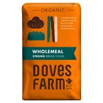 Doves Farm Organic Strong Wholemeal Organic Bread Flour