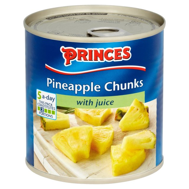 Princes Pineapple Chunks In Juice