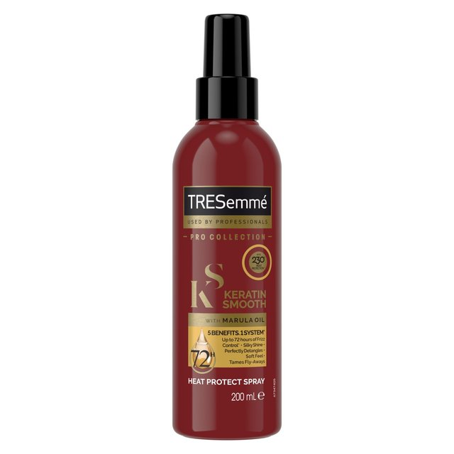 TRESemmé Keratin Smooth Heat Protection Shine Spray | Ocado