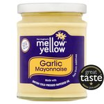 Mellow Yellow Garlic Mayonnaise