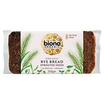Biona Organic Yeast Free Vitality Rye Bread with Sprouted Seeds