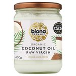 Biona Organic Virgin Coconut Oil Raw