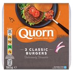 Quorn Chef's Selection Classic Burger
