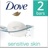 Dove Pure & Sensitive Hypoallergenic Beauty Cream Bar at Ocado