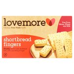 Lovemore Free From Shortbread Fingers