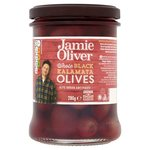 Jamie Oliver Whole Black Olives