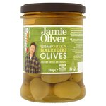 Jamie Oliver Whole Green Olives (Halkidiki variety)