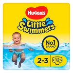 Huggies Little Swimmers Size 2-3 Swim Nappies