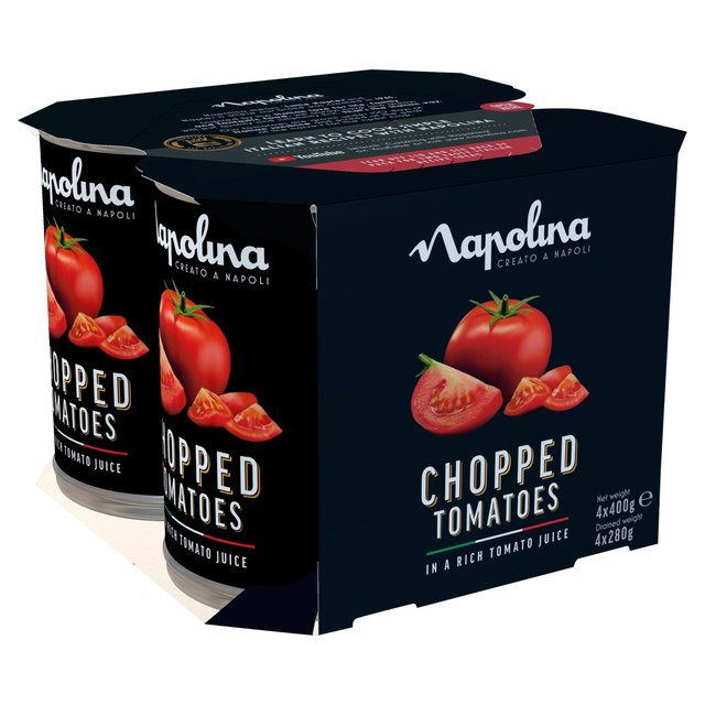 Napolina Chopped Tomatoes
