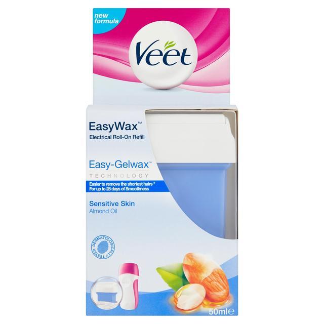 Veet Easy Wax Refill Sensitive Legs/Arms | Ocado