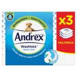 Andrex Classic Clean Washlets
