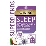 Twinings Super Blends Sleep Tea Bags