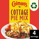 Colman's Cottage Pie Recipe Mix
