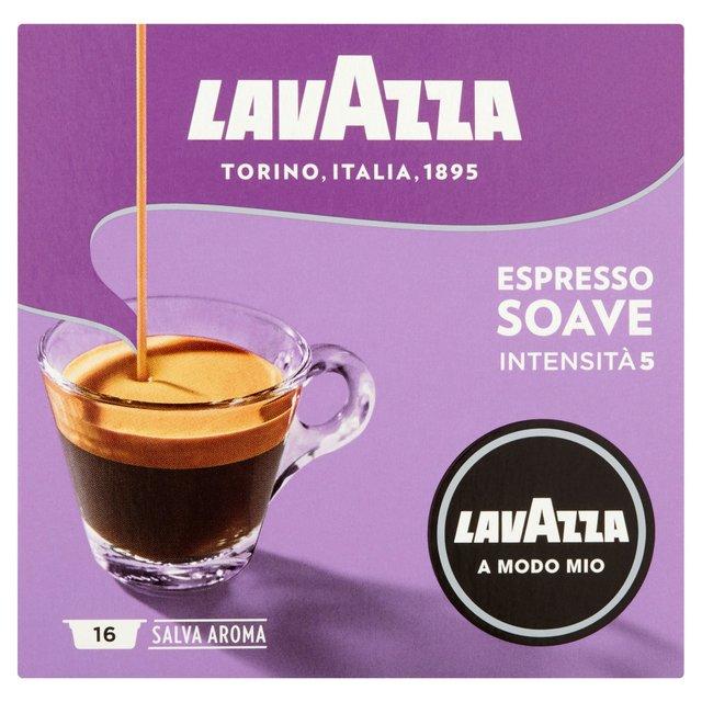 Lavazza a modo mio espresso soave 16 per pack from ocado - Lavazza a modo mio ...