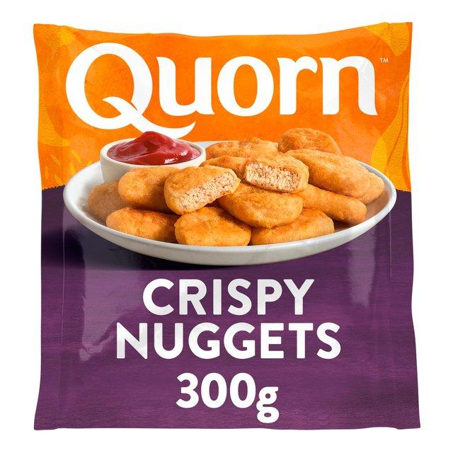Quorn Crispy Nuggets Frozen 300g From Ocado