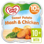 Cow & Gate Sweet Potato Mash & Chicken Baby Meal Tray