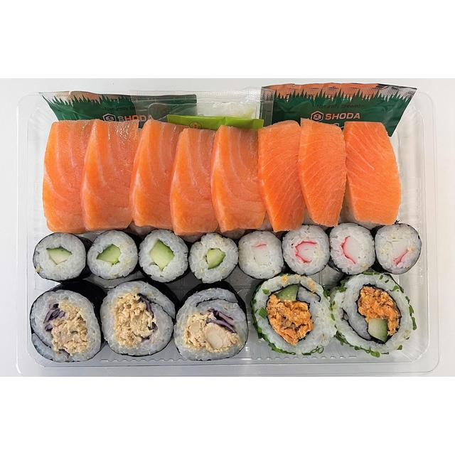 Tanpopo Big Boy Tray for Two