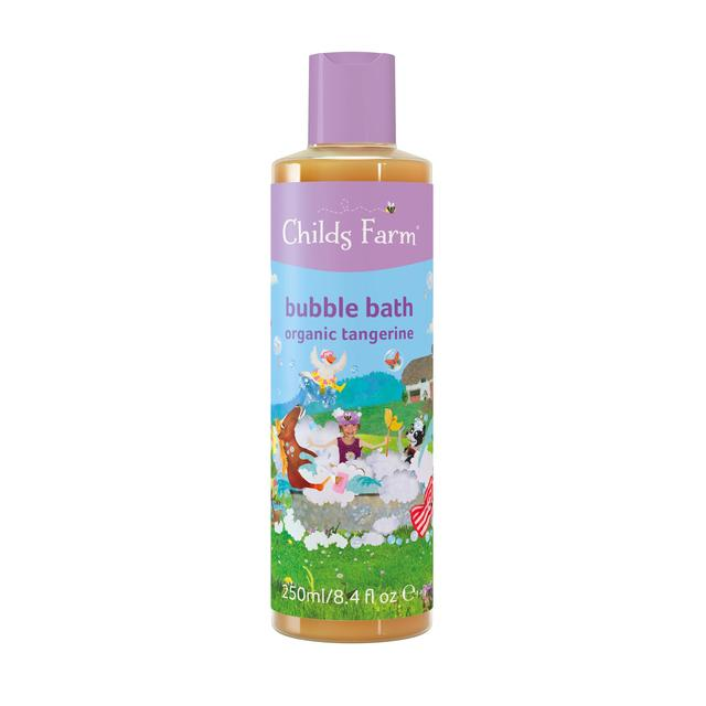 Childs Farm Bubble Bath Organic Tangerine