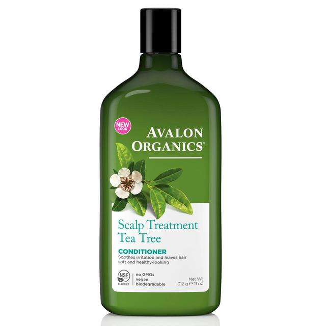 Avalon Organic Tea Tree Scalp Conditioner, Vegan