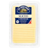 Lye Cross Farm Sliced Cheddar