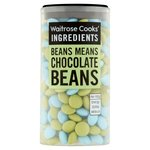 Waitrose Chocolate Beans Blue & Green