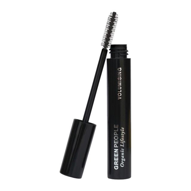 Green People Organic Mascara, Volumising Brown/Black