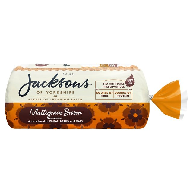 Jackson's Yorkshire Champion Bread Brown Bloomer