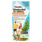 Floradix Kindervital Fruity Liquid Vitamin & Calcium for Children
