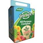Gro-Sure All Purpose Compost with 4 Month Feed