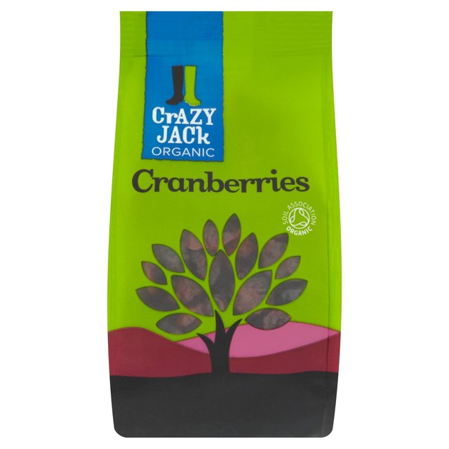 Crazy Jack Organic Cranberries