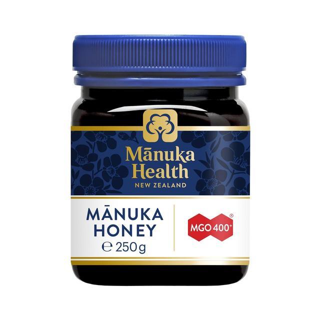 Manuka health mgo 400 manuka honey 250g from ocado - Benefits of manuka honey the natural antibiotic ...